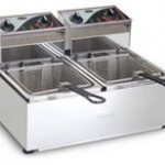 Double Deep Fryer $70 incl. GSTDownload instructions