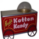 Kotton Kandy Machine [optional]
