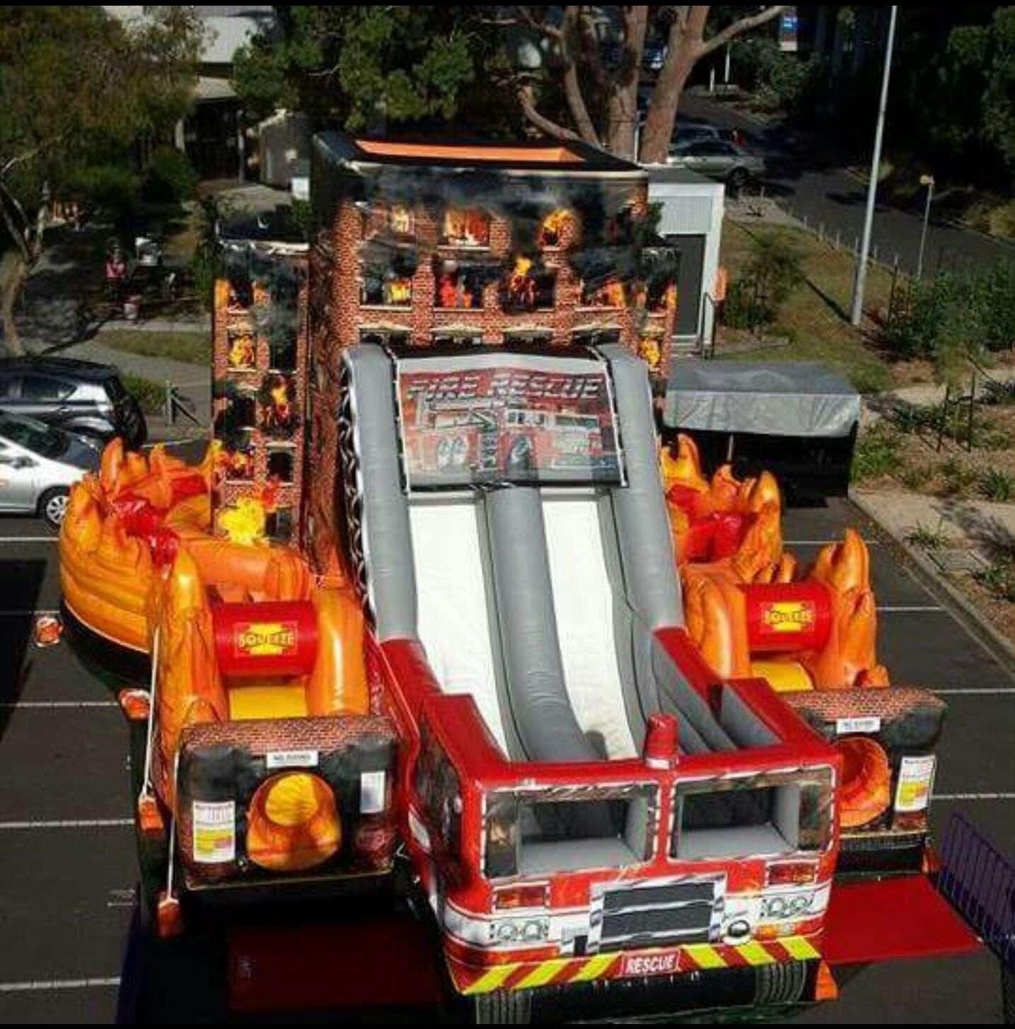 Fire Rescue Challenge 1