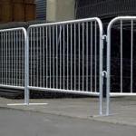 Crowd Control Fencing, 2.2m per length