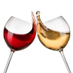 Wine Glasses, 50c each